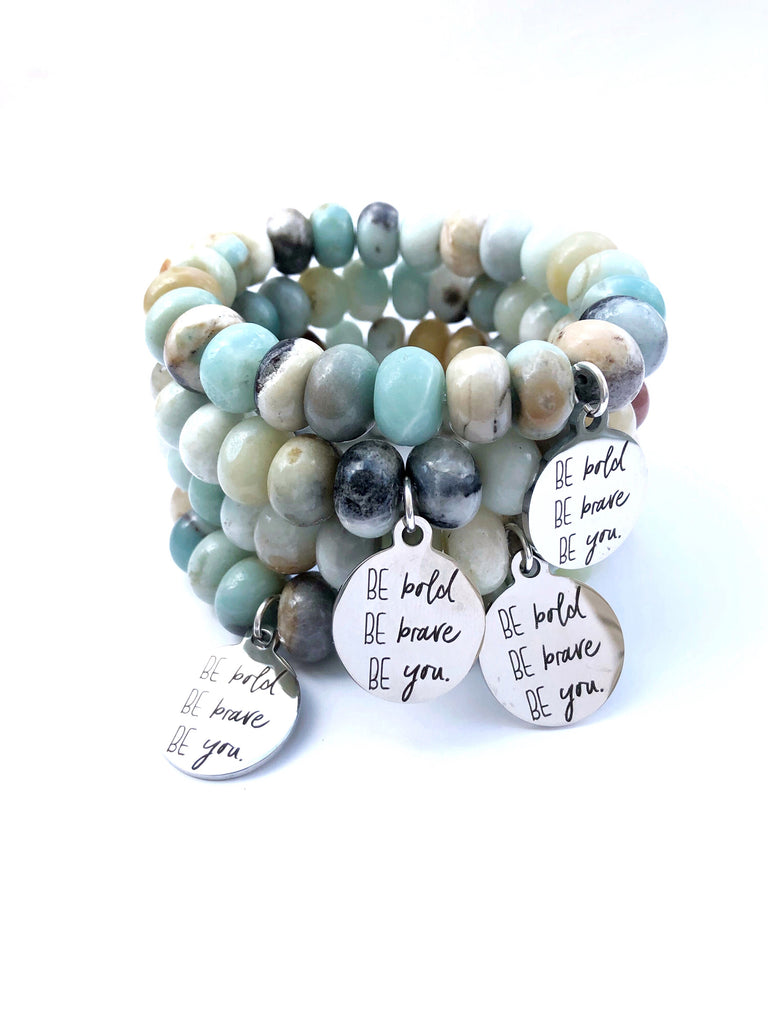 Be You. Amazonite Single.