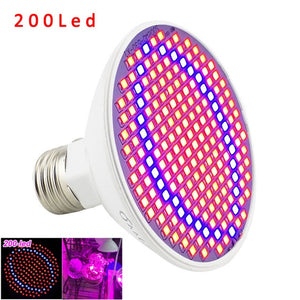 Full spectrum Plant Grow Led Light Bulbs Lamp lighting for Seeds hydro Flower Greenhouse Veg Indoor garden hydroponics E27