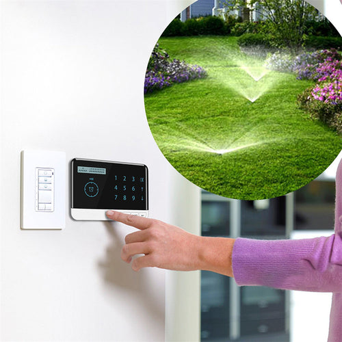 Wifi Irrigation  Smart Controller