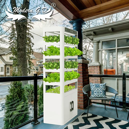 Hydroponic System Grow Shelf