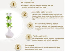 Load image into Gallery viewer, Vertical Tower Hydroponic planter System