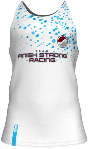 Running TANK FSR WHITE TANK LIBERTY MEN