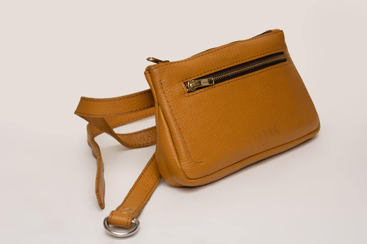 Lusi hip bag - Wazawazi Leather