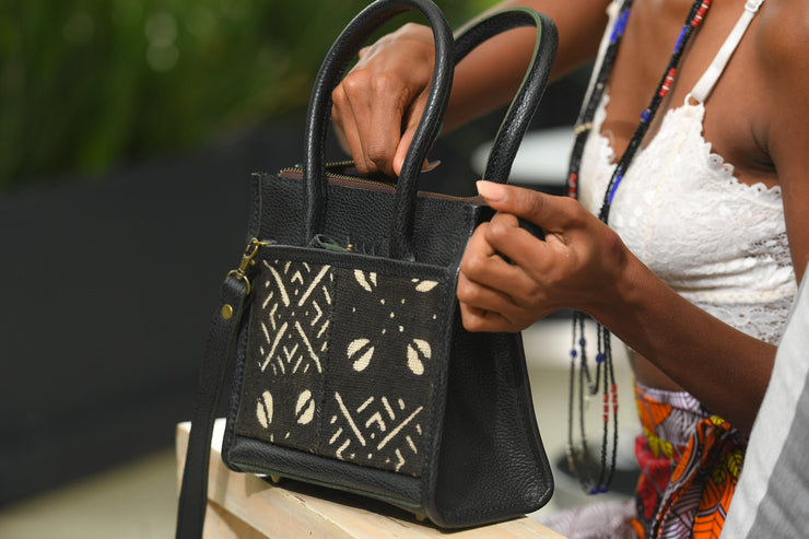 Wambui Crossbody ladies handbag - Wazawazi Leather