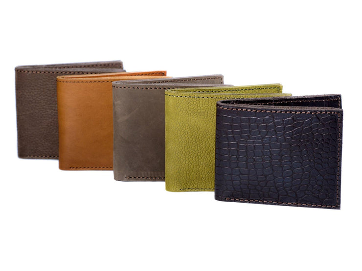 Mo Men's Leather Wallet