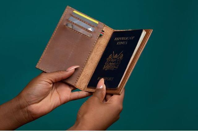 Uli Passport Holders
