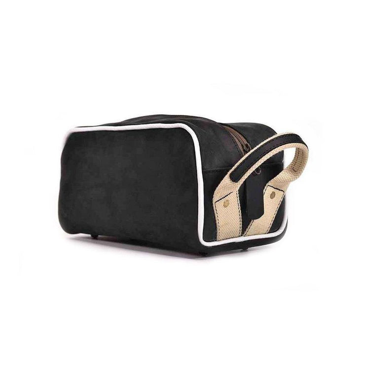 Ciru Leather Washbag - Wazawazi Leather