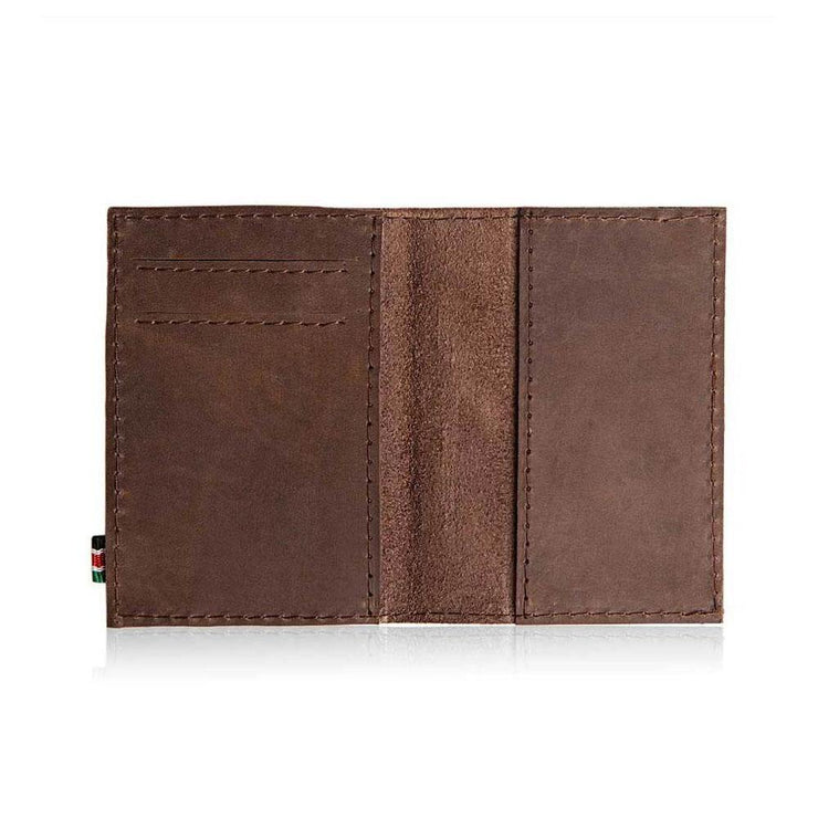 Uli Leather Card Holder - Wazawazi Leather