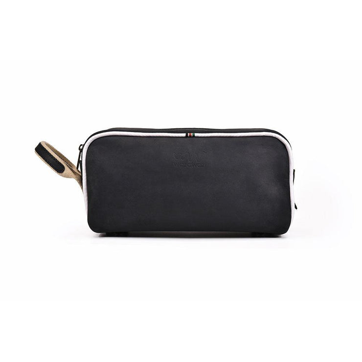 Ciru Leather Washbag