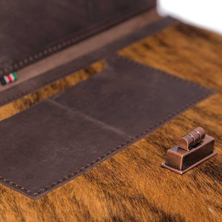 Wazawazi Inga Leather iPad Case Kenya