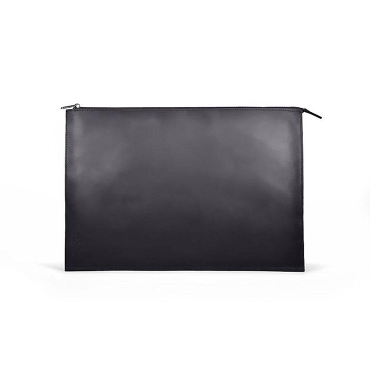 Wazawazi elegant laptop leather sleeve