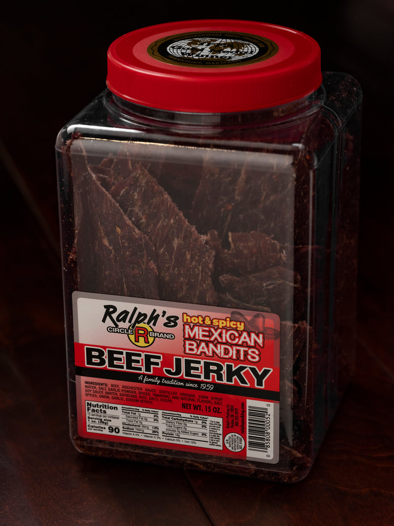Jerky - Two 15oz. Containers