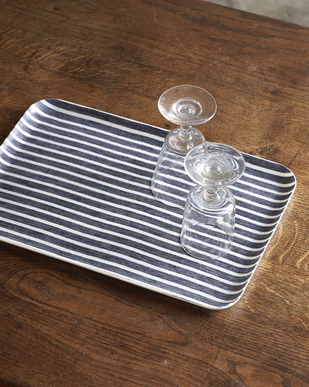 Linen Coated Tray - Large (JACK)