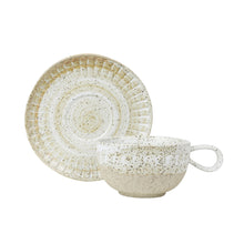 Load image into Gallery viewer, CUP & SAUCER-WHITE CEYLON