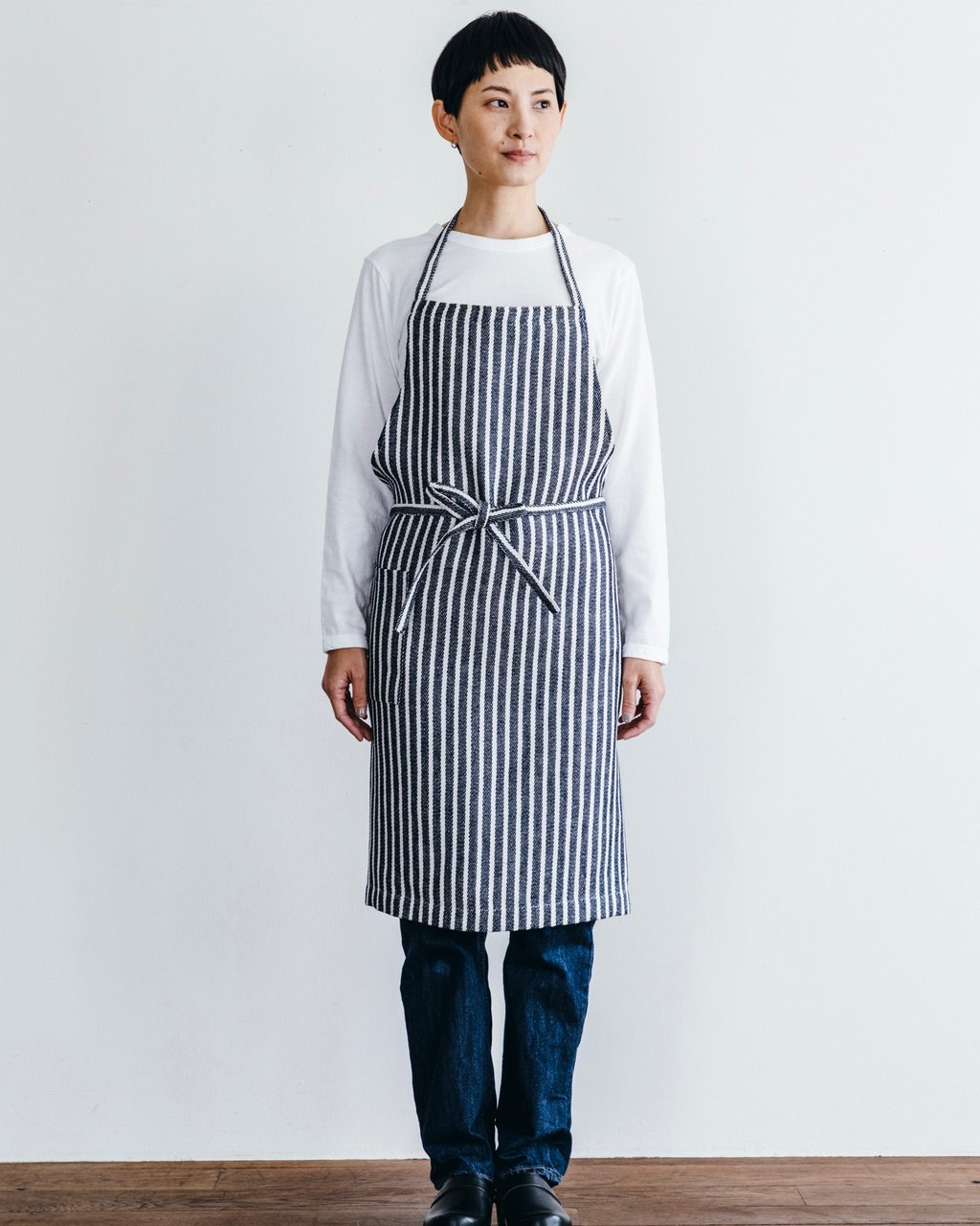 Daily Apron - Navy