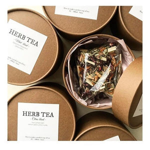Japanese Mint Blend Tea  Loose leaf - By Flowerbarn Lesmyrtle