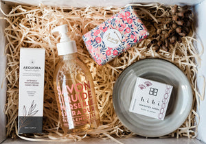 Pamper Box (Pink Assorted)