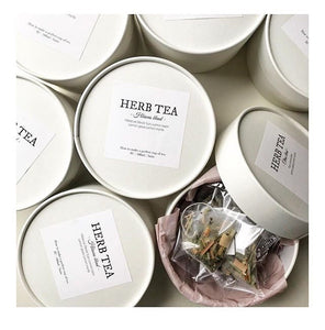 Japanese Mint Blend Tea Bags -  By Flowerbarn Lesmyrtle