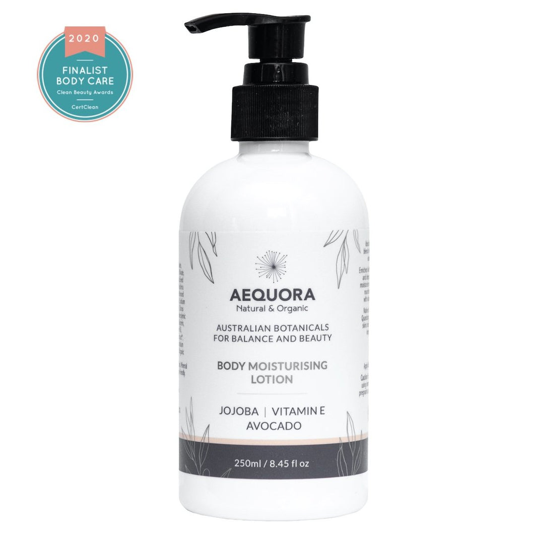 Aequora - Body Moisturising Lotion 250ml