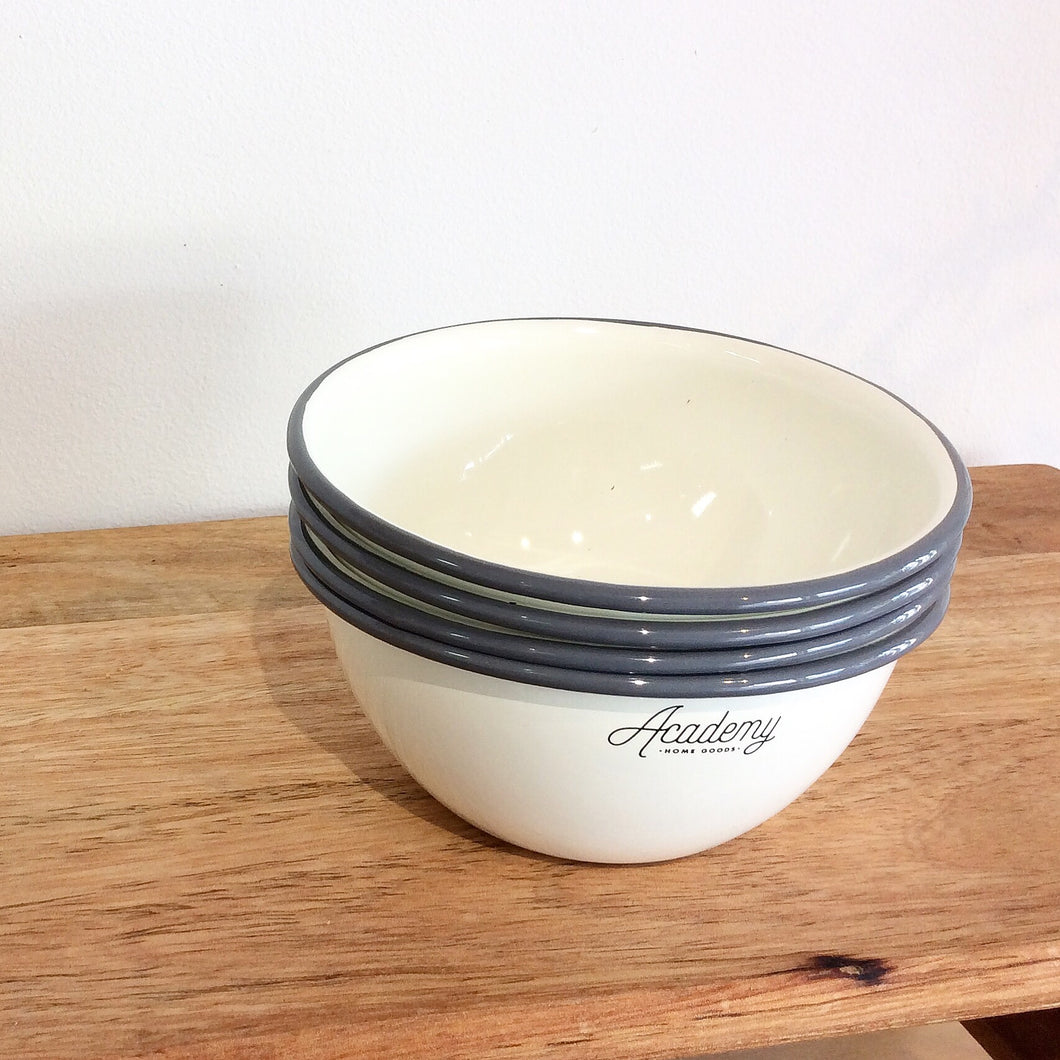 Byron Enamel Bowl Small