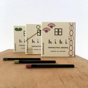 Hibi Traditional Scent Small -  Cinnamon
