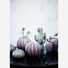 Load image into Gallery viewer, Madam Stoltz - Vase Large Aubergine