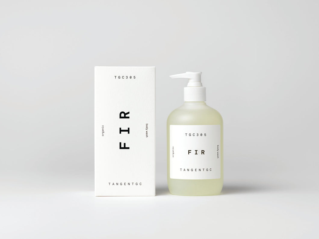 Fir body wash