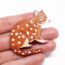 Load image into Gallery viewer, QUOLL BROOCH