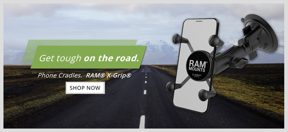 RAM Mount X-Grip Phone Holder - Mounts Russia