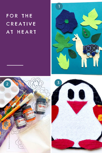 Holiday Gift Guide -for the Creative at Heart