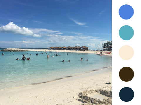 Color-Inspiration-Bahamas | DivineNY.com