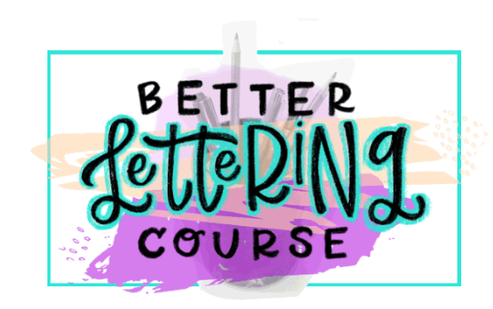 Better Hand Lettering Course | DivineNY.com