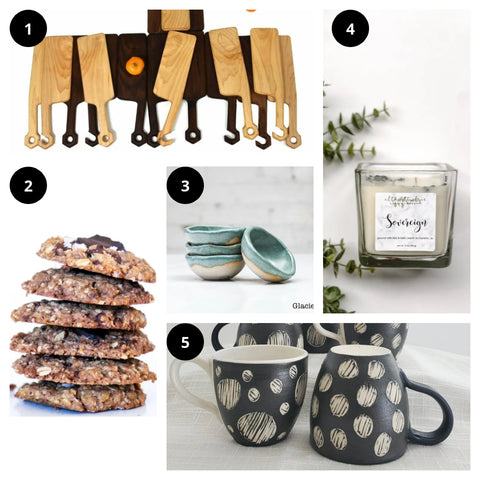A few of my favorite products on Doorstep Market