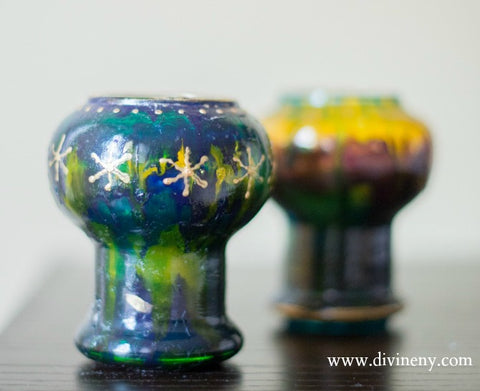 Glass Painting | DivineNY.com