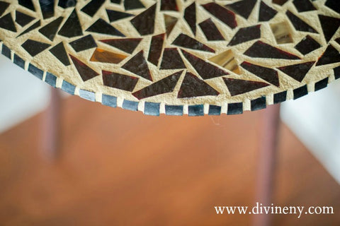 Mosaic Table | DivineNY.com