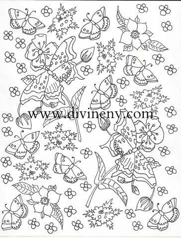 Download your FREE Coloring Sheet | DivineNY.com