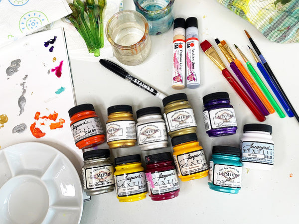 Fabric Painting Supplies | DivineNY.com