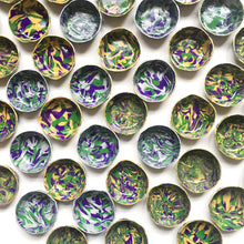 Load image into Gallery viewer, Bulk Gifts Polymer Clay Marbled Ring Dish, 25 pieces