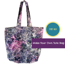 Load image into Gallery viewer, Make Your Own Market Tote Bag DIY Kit