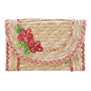 Hand-Braided Clutch