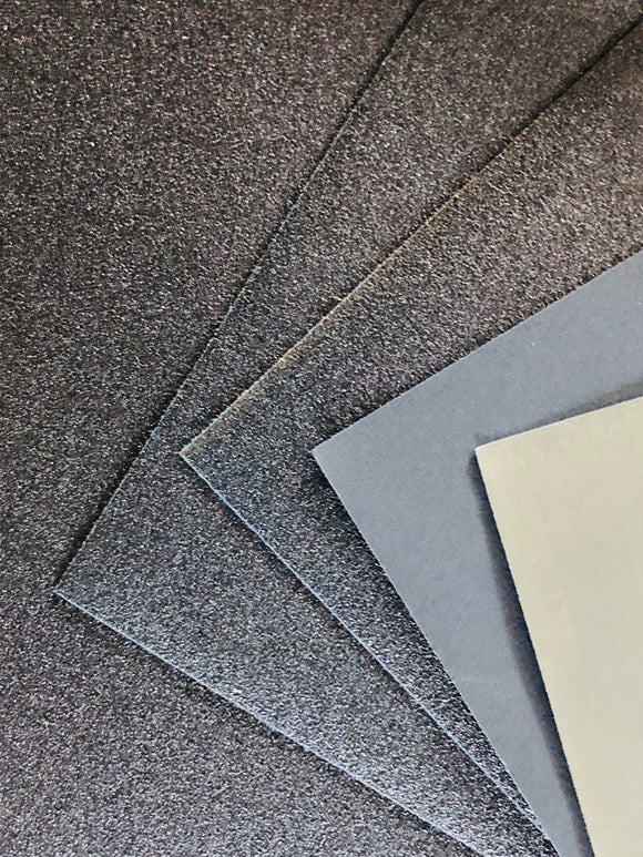 EMERY ABRASIVE PAPER