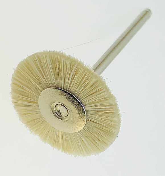 Goat Hair Brush 22mm, 2.35mm Shaft, x144 Pieces