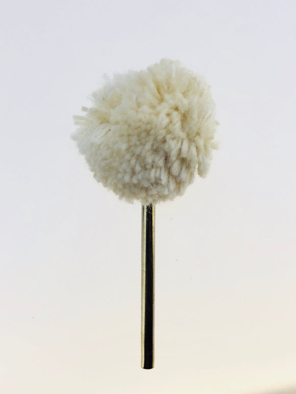 Cotton Mop 2.3mm Shaft  x100 Pieces