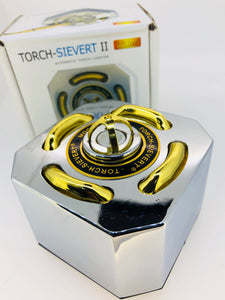 Torch lighter. The Ideal companion to the mini torch