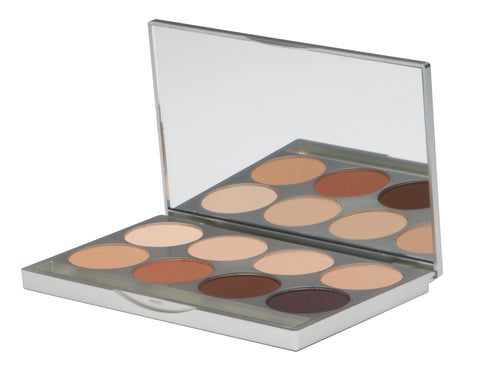 HD Pro Powder™ Foundation Palette, Cool Plus Shades