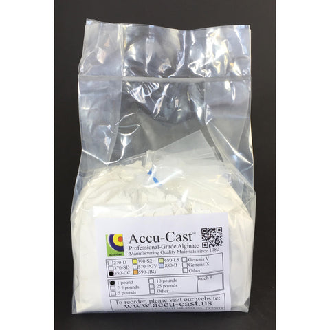 Accu-Cast 380-CC Alginate