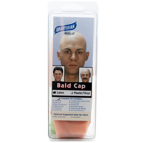 Graftobian Latex Bald Cap Boxed