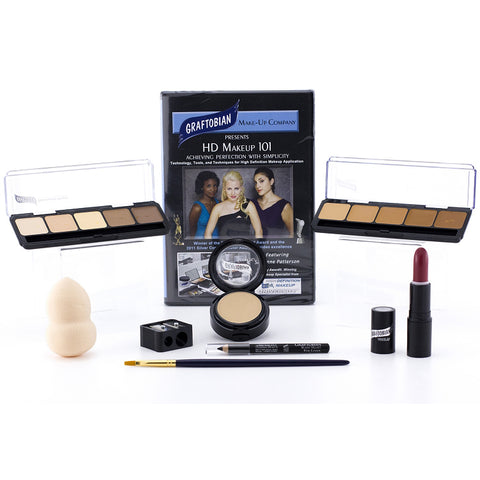 HD Essentials Makeup Kits