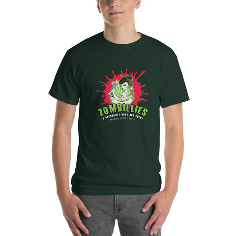 Zombillies Gildan 6oz Short-Sleeve T-Shirt