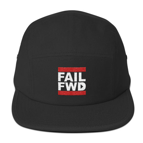 FAIL FWD Five Panel Cap